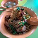 Ang Mo Kio 453 Wanton Noodle (Mayflower Market & Food Centre)