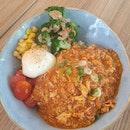 Chili Crab Pasta