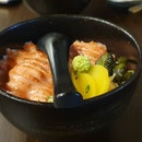 Yummy Bowl Of Salmon Mentaiko Bowl