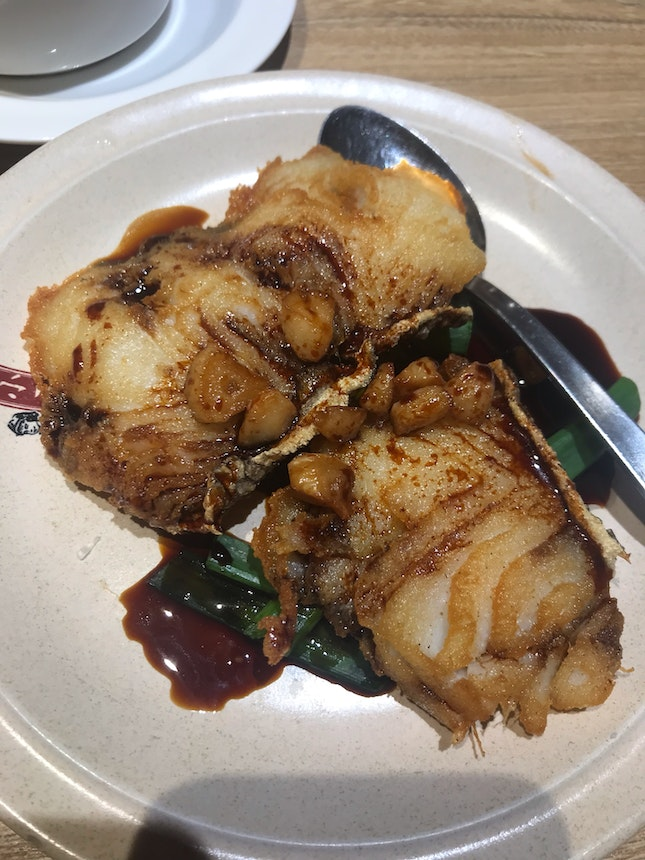 Silver Cod Fish In Superior Soy Sauce