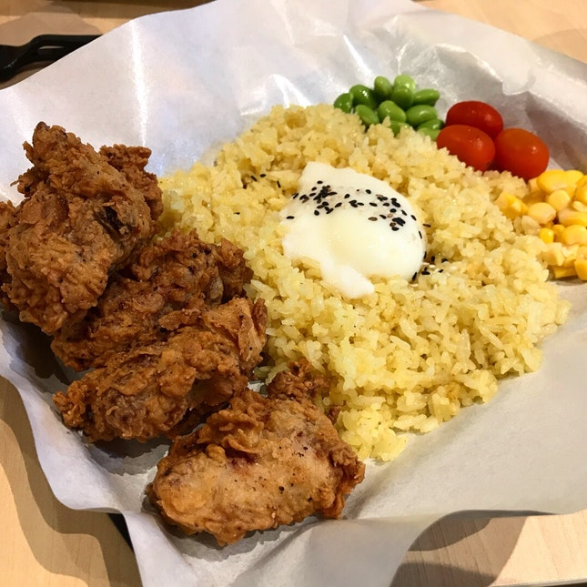 superb fried chicken in the west