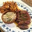 french steak & fries