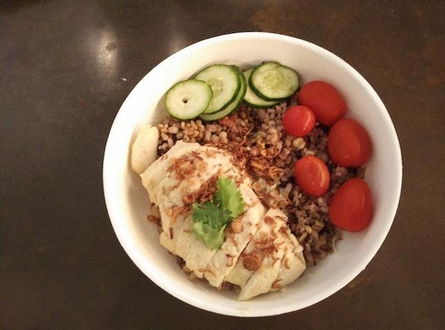 The Healthiest (Worst) Chicken Rice