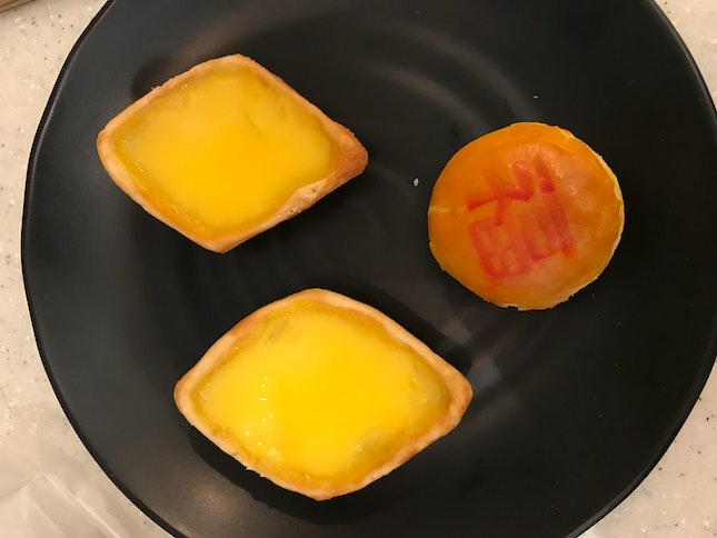 Egg Tarts - Traditional Pastry