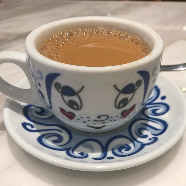 Tsui Wah HK Milk Tea