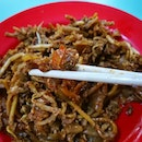 Outram Park Fried Kway Teow ($4) || Hong Lim Food Centre, Singapore.
