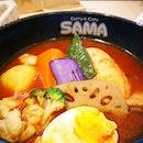 🇸🇬 Sama Curry & Cafe, OUE Downtown.