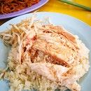 🇸🇬 Leong Hainanese Chicken Rice (良海南鸡饭), Shunfu Mart.