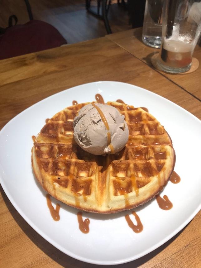 Best Waffles In Singapore!
