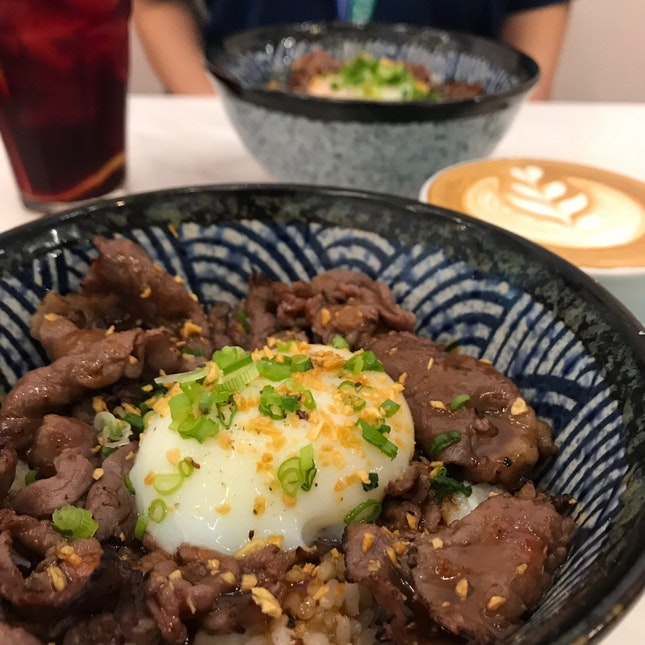 Truffle Wagyu Beef Don