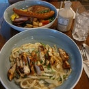 Breakfast & Pasta