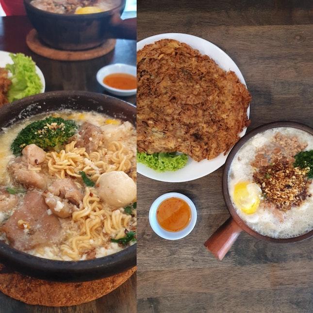 Decent Thai food