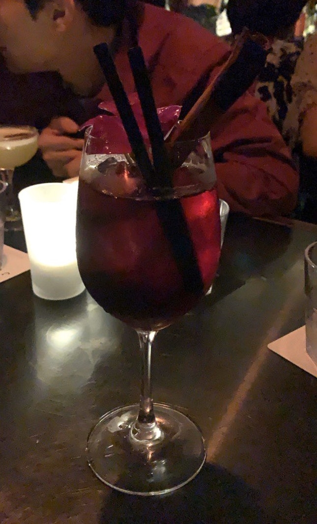 Great Drinks, Bad Service