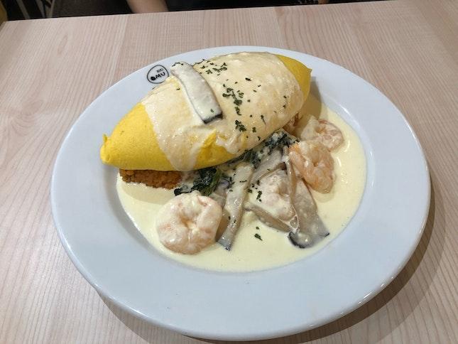 Japanese OmuRice Restaurant