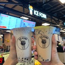Oreo Milk Bubble & 3 Bros Milk Tea
