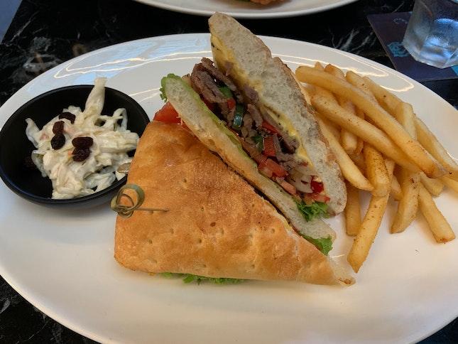 Steak Sandwich ($24)