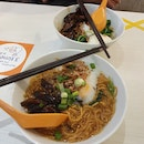 Chilli Ban Mee And Ee Mian Soup