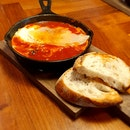 Spanish Baked Eggs - Average