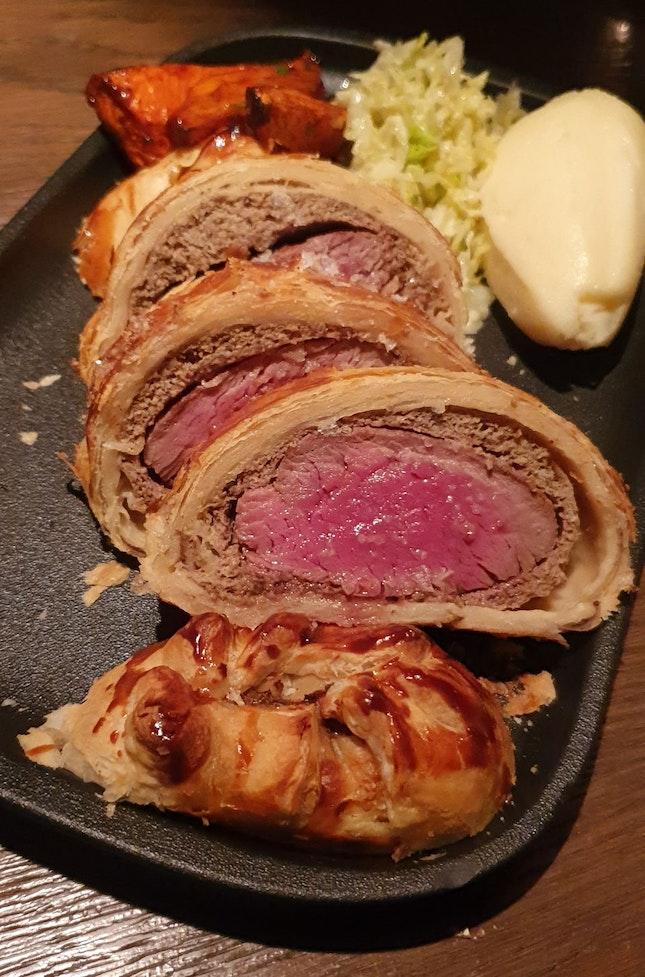 Beef Wellington - Must Eat!