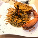 Mentaiko Lobster Pasta