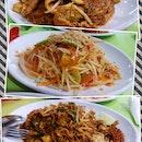 Delicious Thai Food In Hawker