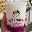 Dragon Fruit Yogurt