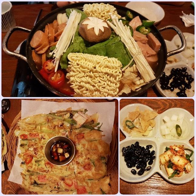 Japanese & Korean Food