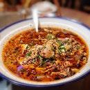 热拌江湖 Mini Hotpot with Pork belly and chicken fillet $26.8