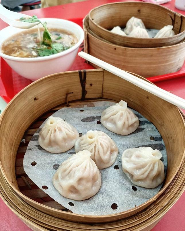 Must Try Xiao Long Bao