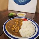 Buta Yakiniku Curry Rice