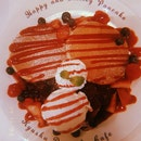 berry-licious pancakes