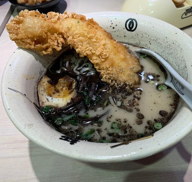 Dory Fish Ramen