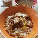 Clam Noodles