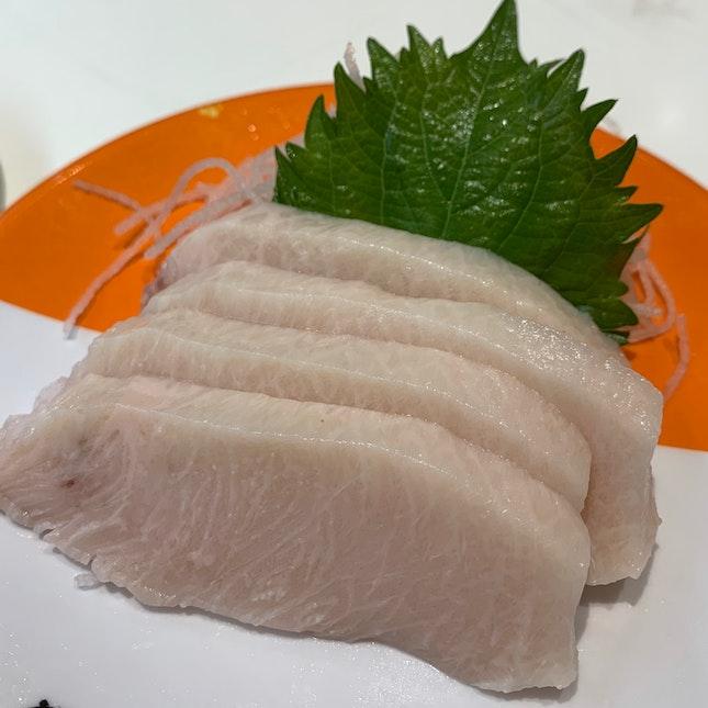 Swordfish Sashimi