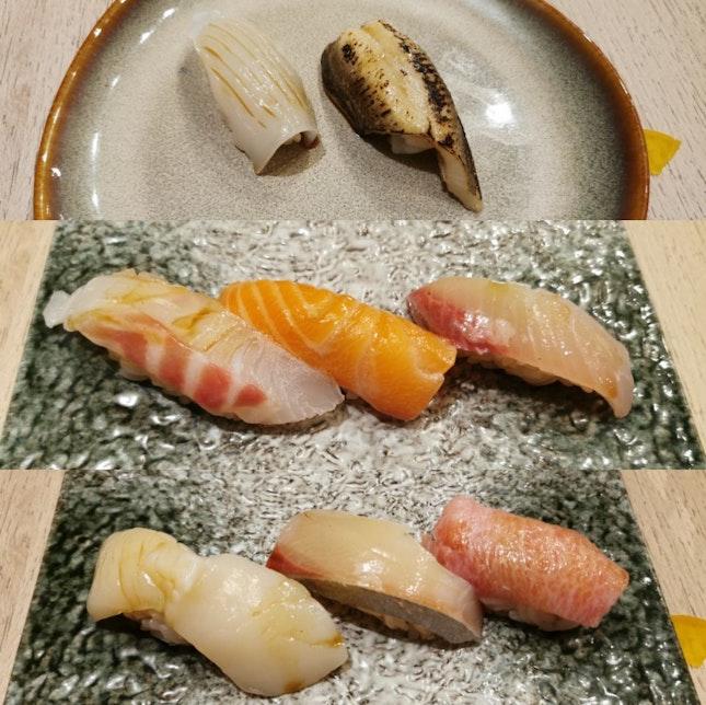 Sushi Omakase - $88