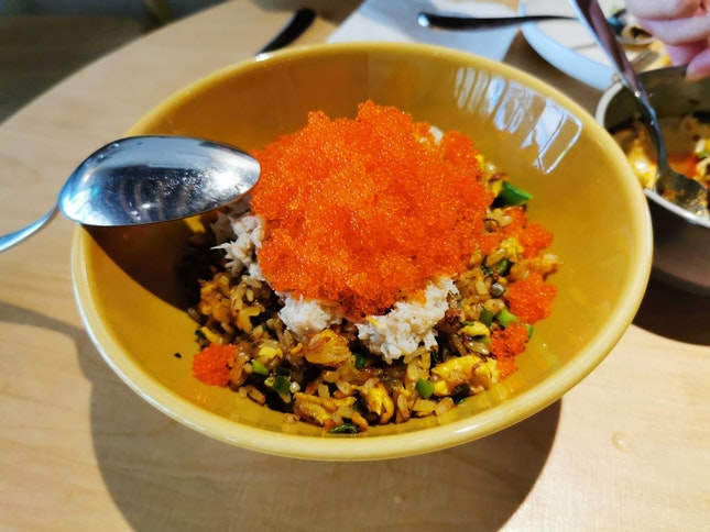Crab XO Fried Rice - $20