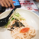 Mentaiko Udon With Cos Fish Roe