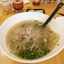 Vietnamese Pho Beef Noodles @sophosogood .