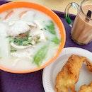 Fish Soup Noodle