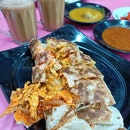 Best Chicken Murtabak