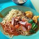 Traditional Wonton Noodles