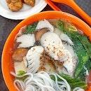 Sliced Fish Soup $4