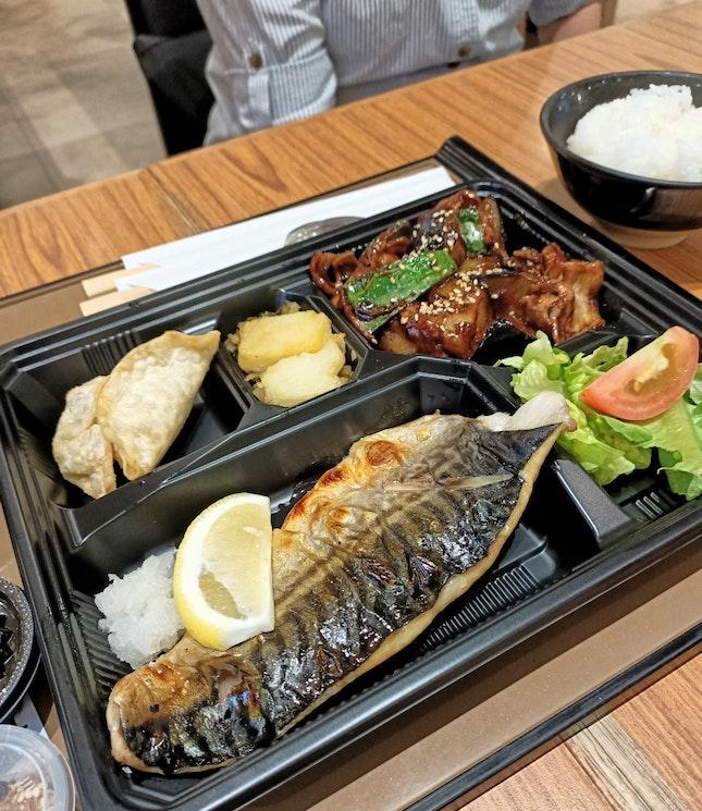 Manpuku Bento (Sharing set for 2)