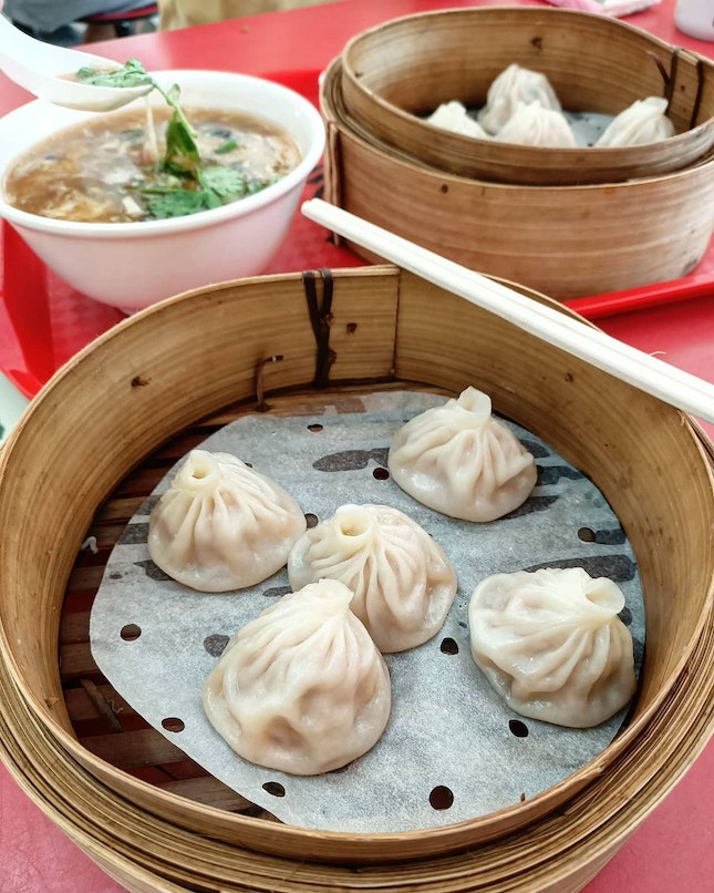 Must Try Xiao Long Bao