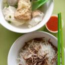 Ikan Bilis Yong Tau Foo