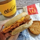 Breakfast McChicken Muffin