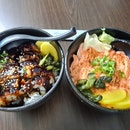 Unagi & Mentaiko Salmon