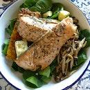 Salad (~18sgd)