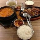 Korean Stall