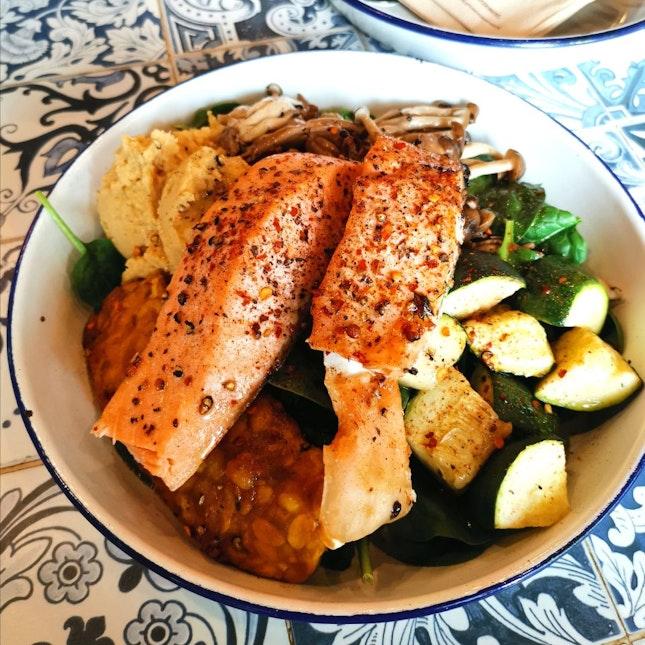 Salad Bowl (~20sgd)
